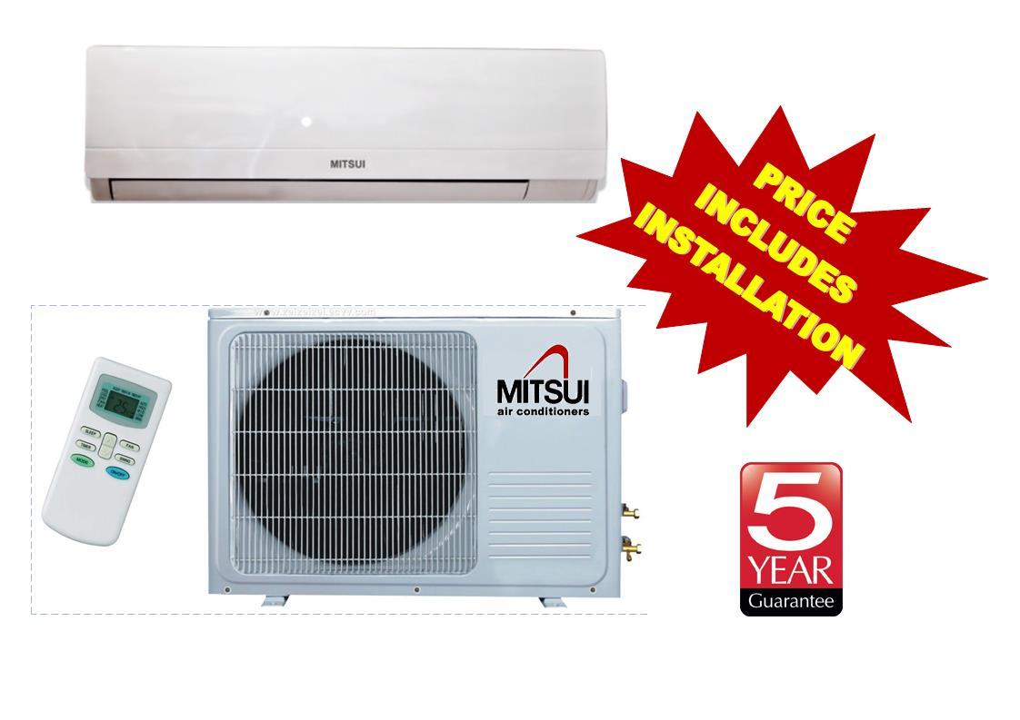 Mitsui Inverter Airconditioners