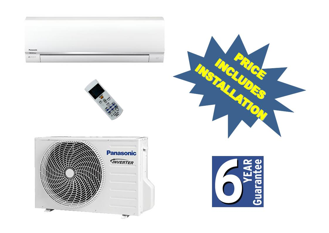 Panasonic Inverter Airconditioners