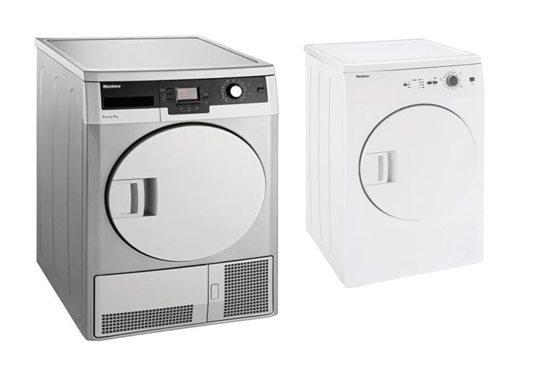 Condensing & Tumble Dryers