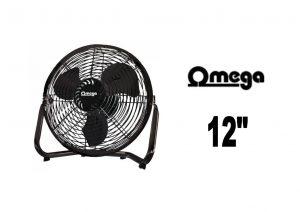 Metal high velocity fans homemark for 12 inch floor fans
