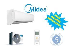 Midea Airconditioners